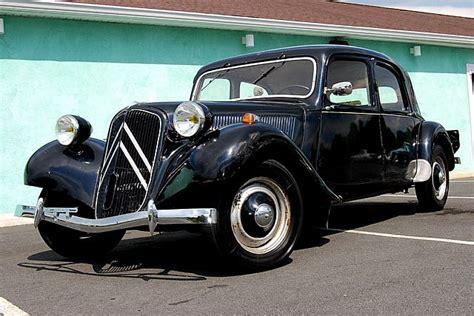 1950 Citroen Traction Avant For Sale Madison, Virginia