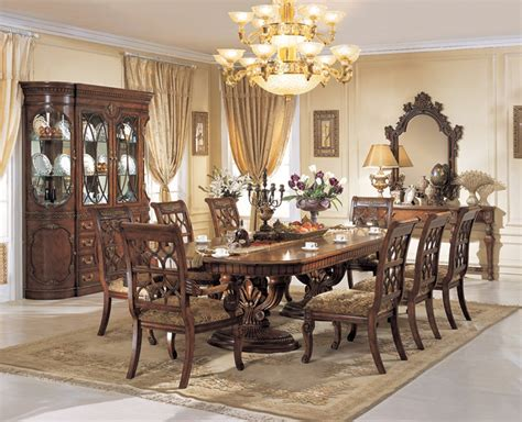 parma formal dining room collection dining room