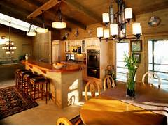 Home Design Idea by How To Decorate A Small Home Using Country Decorating Ideas Ward Log Homes
