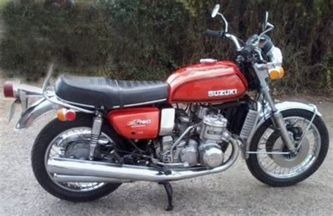 Suzuki Gt750 For Sale by 1974 Suzuki Gt750 For Sale Sold Car And Classic