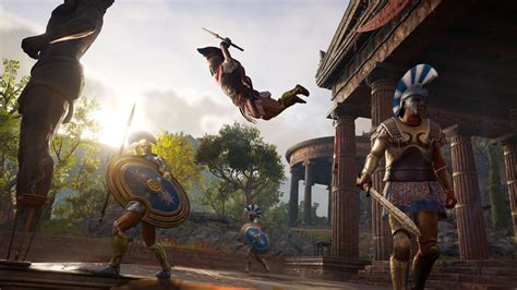 wallpaper assassins creed odyssey   screenshot