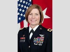 New female brigadier general in Army occupies rare post