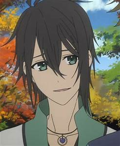 Shun Aonuma, my favorite character from Shinsekai Yori ...