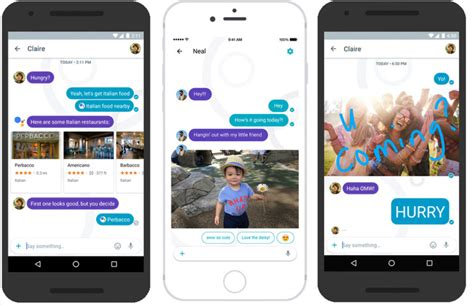 assistant app for android s chat app allo should you switch