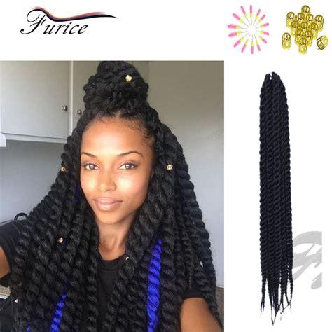 Big Twists Hairstyles by Fashionable Big Twist Braids Jumbo Senegalese Twist