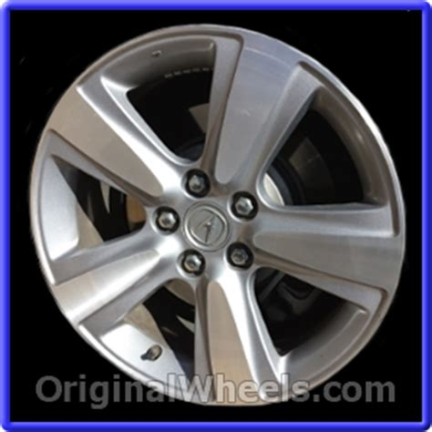 oem 2010 acura mdx rims used factory wheels from