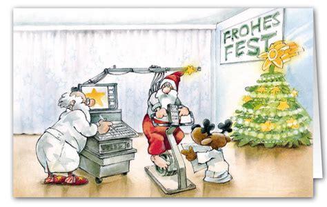 weihnachtskarte als branchenkarte fuer allgemeinmediziner