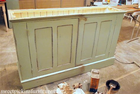 how to glaze furniture take 2 sweet pickins furniture