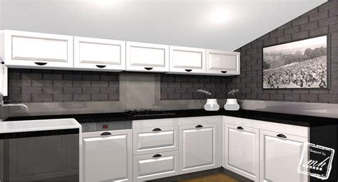 repeindre sa cuisine en gris repeindre sa cuisine en blanc repeindre un escalier