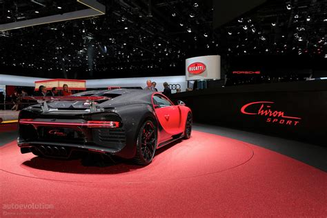 2019 Bugatti Chiron Sport Arrives In Geneva Sporting 500