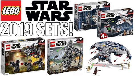 lego star wars winter  set pictures youtube