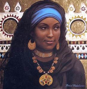 Nubian Queen   Forever Black Effusion