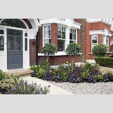 Front Garden Design In London  Kate Eyre Garden Design