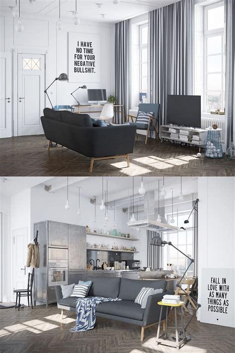 Scandinavian Living Room Design Ideas & Inspiration
