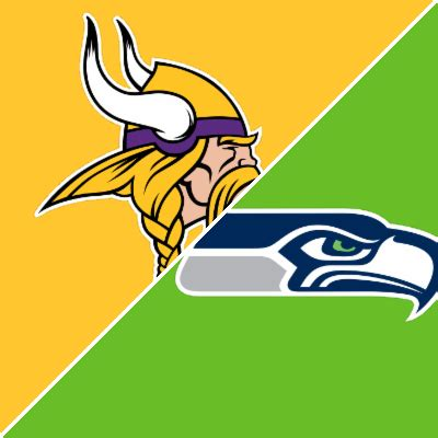vikings  seahawks game summary december   espn