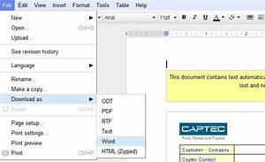 convert pdf to word document using google docs for free With google docs word to pdf
