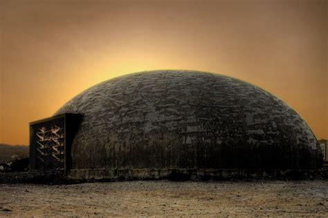 Concrete Shelter | EXPLORED: Abandoned Concrete Dome ...