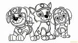 Paw Patrol Coloring Skye Pages Printable Rocky Zuma Sky Sheets Sheet Drawing Wacky Wednesday Happiness Homemade Getcolorings Getdrawings Recycling Template sketch template