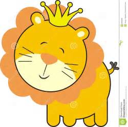 Baby Lion Clip Art