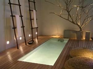 une baignoire encastrable With salle de bain design avec fournisseur coussin décoratif