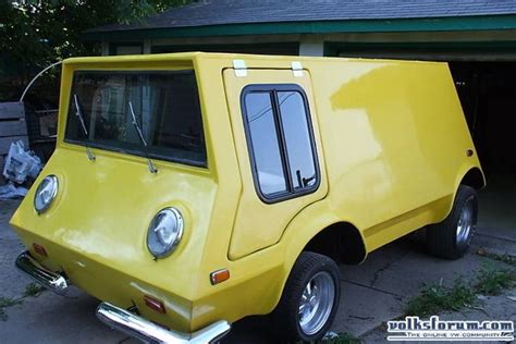 1966 Vw Van Based Boonie Bug Http
