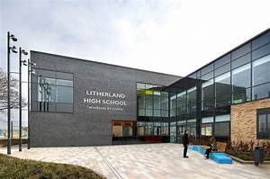 Litherland High School - Architecture - Sheppard Robson