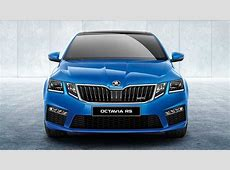 The new ŠKODA OCTAVIA RS Features, Specification and