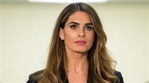 Hope Hicks to return to White House in 2020   White house ...