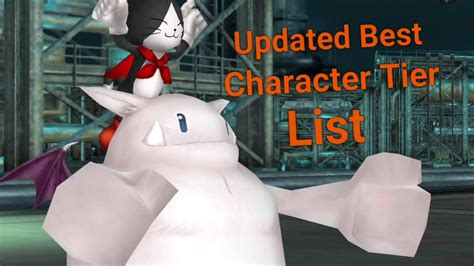 Final Fantasy Best Character Tier List Updated