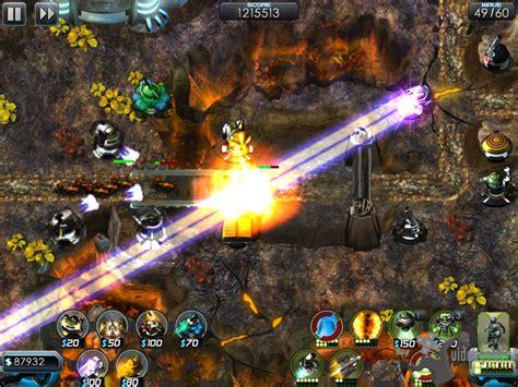 tower defense game sentinel