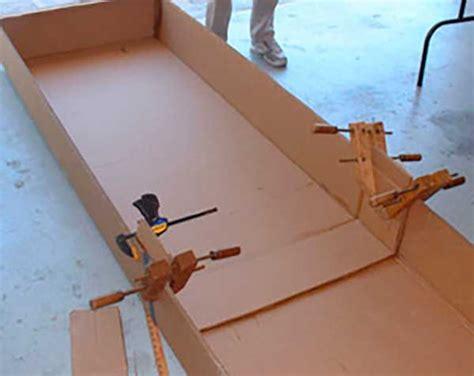 Cardboard Boat Basics by Boat Building 101