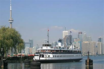 Toronto Island Ferry Park Hazlitt Centre Reopen
