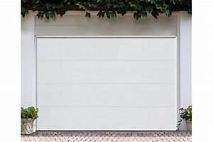 porte de garage sectionnelle porte de garage bacuslante With porte de garage sectionnelle motorisée hormann