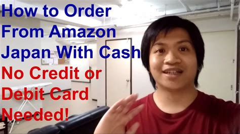 To apply for the amazon rewards visa signature card, you must be at least 18 years of age — or 19 if you live in alabama or nebraska — and you'll need to follow a few instructions. How to order from Amazon Japan with cash. No credit or debit card needed! - YouTube