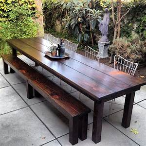 Rustic Outdoor Furniture with Modern Concept Worth to Have