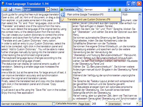 Language Translator by Free Language Translator