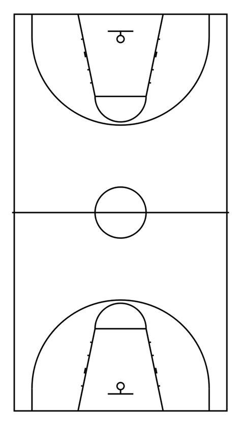 filebasketball court dimensions  labelsvg wikimedia