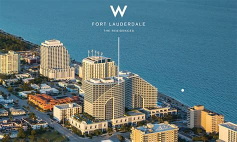 hotel residences luxury residences  fort lauderdale