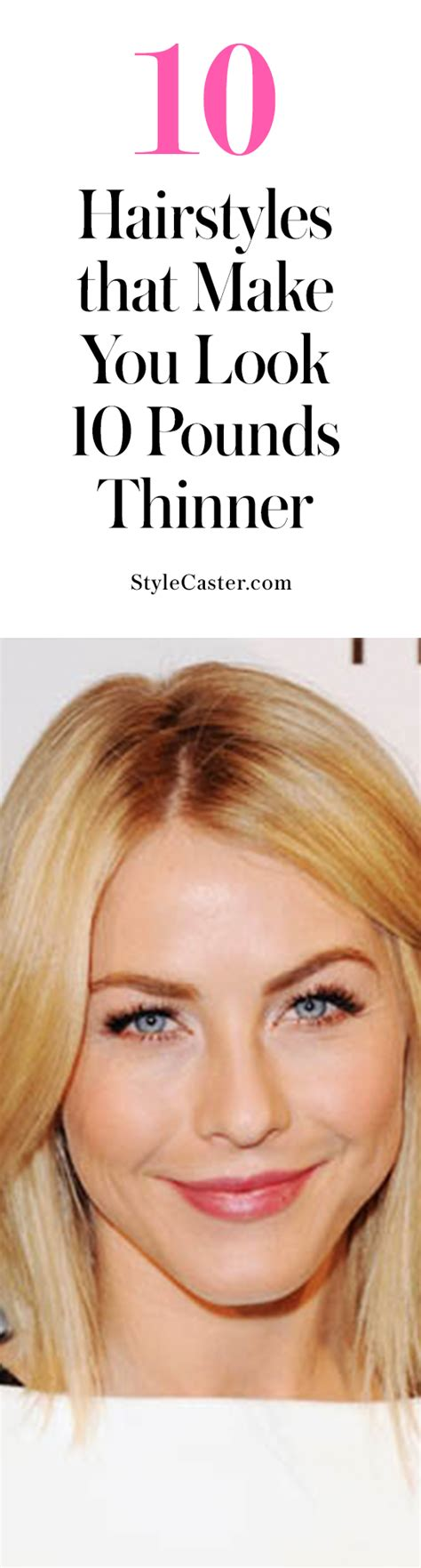 hairstyles      pounds thinner