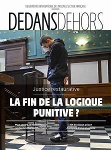 Dedans Dehors N U00b094 Justice Restaurative   La Fin De La Logique Punitive   By Oip Sf