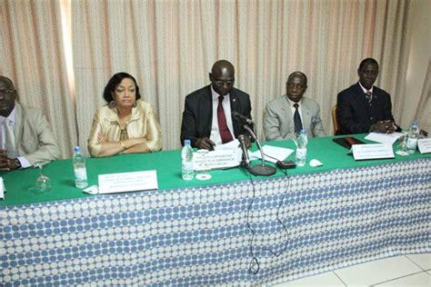 les chambres consulaires cérémonie d ouverture du séminaire des directeurs et