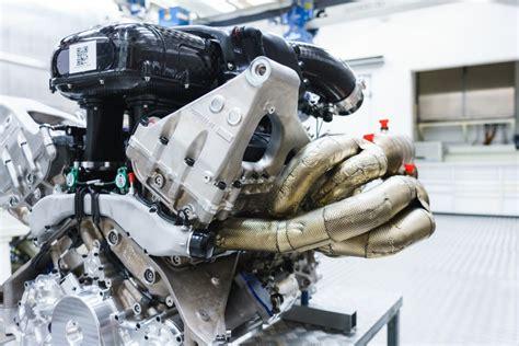Martin V12 Engine by Aston Martin S Valkyrie V12 Engine 1 000hp 11 100 Rpm