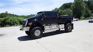 Sold - 2011 Ford F650 - 4x4 Extreme Supertruck