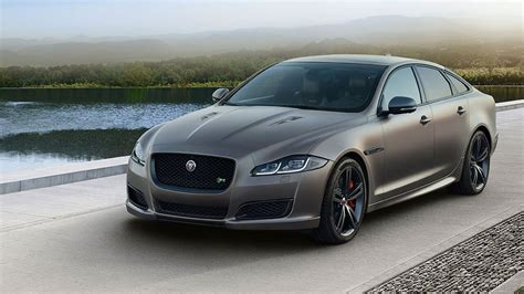The Future Cars Jaguar Xjr575 2019-2020 Front View