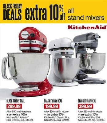 Kitchenaid Attachments At Kohl S by Kohl S Deals On Kitchenaid Mixers