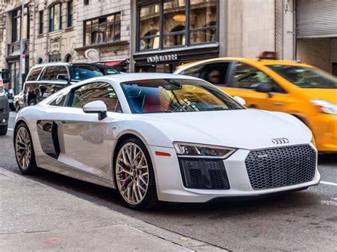 Audi R8 V10 Quattro Review  Business Insider