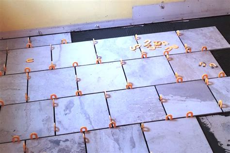 how to put underlay how to install underlayment for tile proconstruction guide