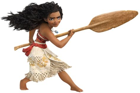 Moana Disney Large Transparent Png Image