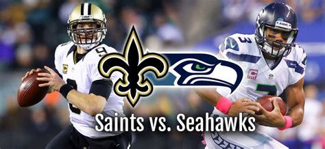 nfl playoff preview saints  seahawks gridiron experts