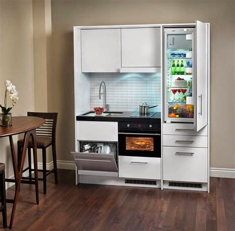 compact kitchen ideas  pinterest space systems system kitchen  pivot table